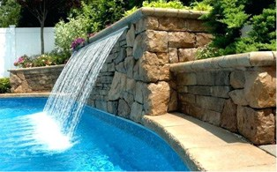 pool sheer waterfall atlanta