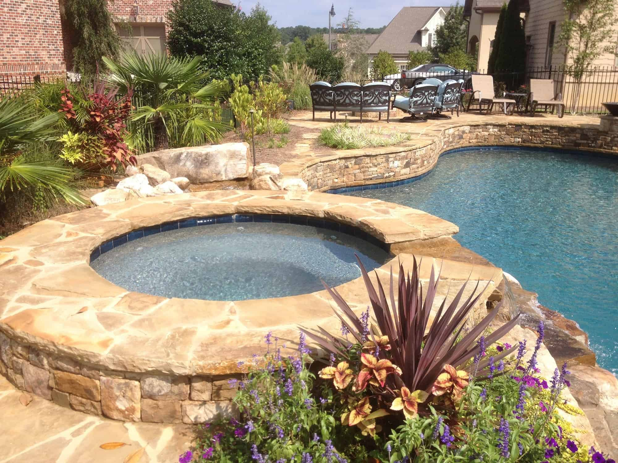 Luxury Pool building Service