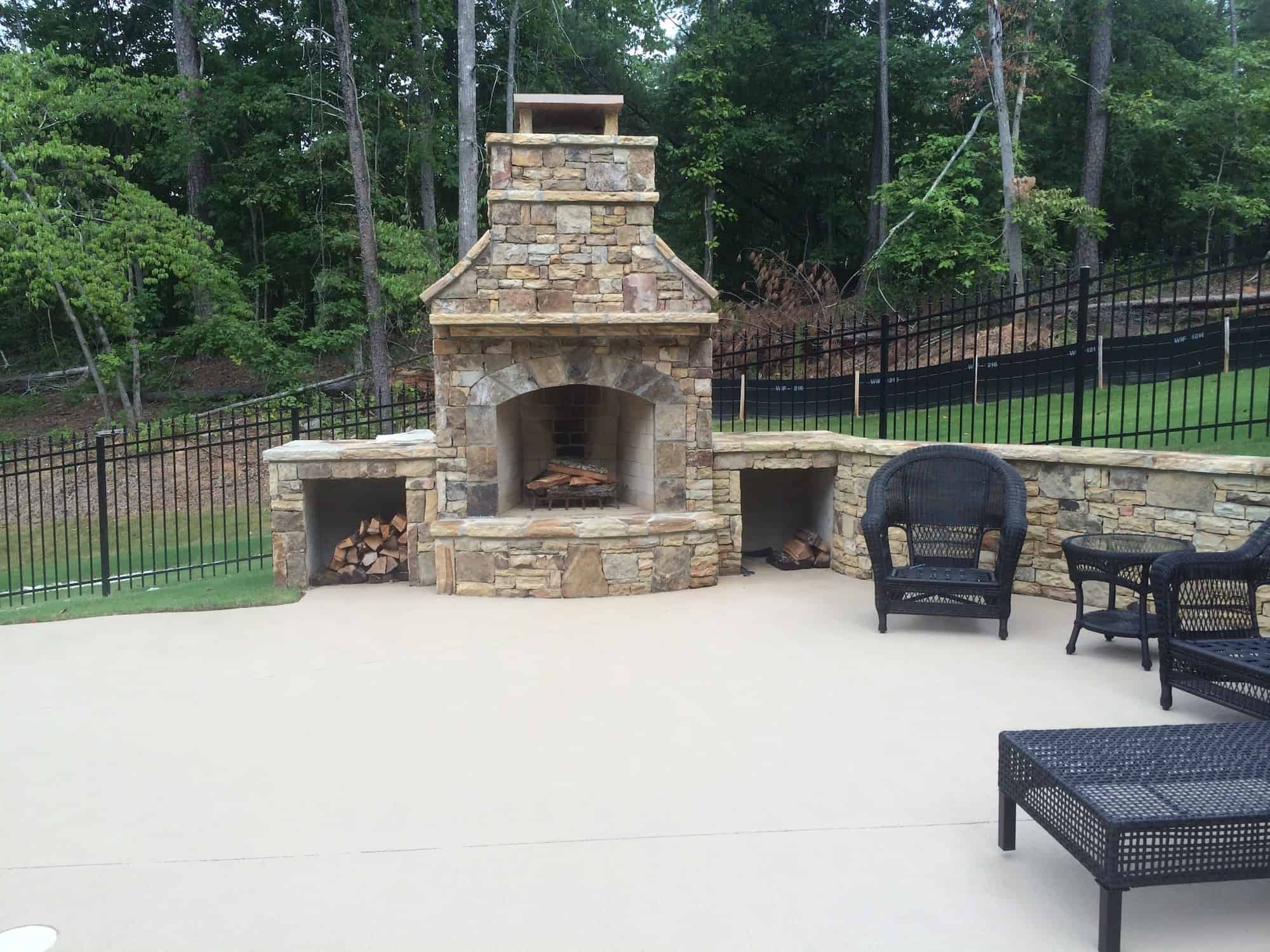 atlanta hardscape contractors