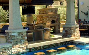 outdoor kitchen builders atlanta